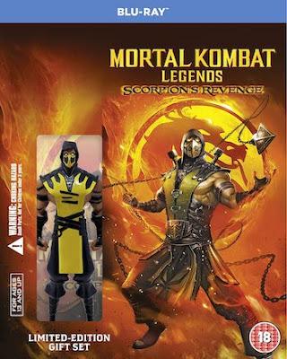 Mortal Kombat Legends Scorpions Revenge 2020 Hollywood Movie, Watch Online, and Download