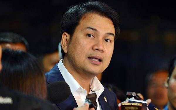 Azis Syamsuddin: Kami Berkomitmen Setop RUU HIP