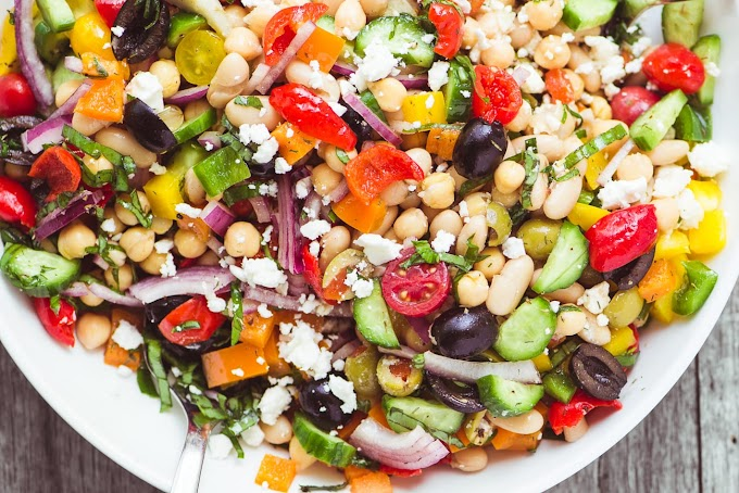 Beans Salad Recipe for Holidays & Events