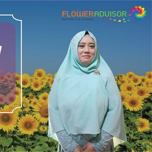 Buket Bunga Matahari Untuk Ibu Rumah Tangga Super