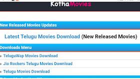 Kotha movies.win, kotha movies 2020