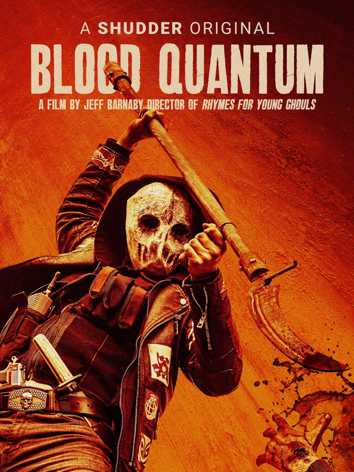 BLOOD QUANTUM - Azione/Thriller