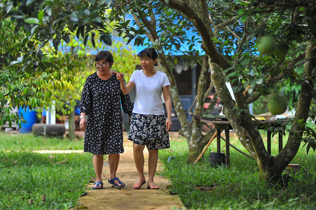 Bạn ghé thăm vườn 27.9 - Rủ nhau về vườn, ngắm cảnh điền viên