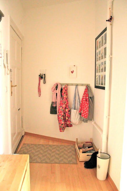 maedchenstyle fototour teil 5 flur. Black Bedroom Furniture Sets. Home Design Ideas