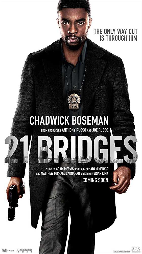 21 Bridges Movie Download Torrent 1080p 720px