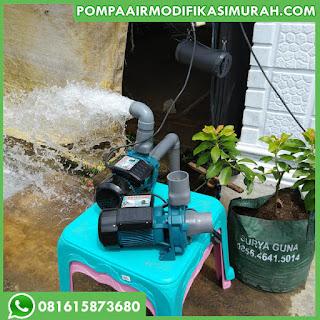 Pompa Air Mancur Kolam Ikan