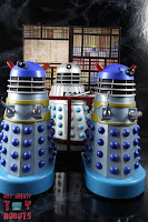 Doctor Who 'The Jungles of Mechanus' Dalek Set 30