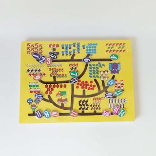 Maze Hitung Angka APE