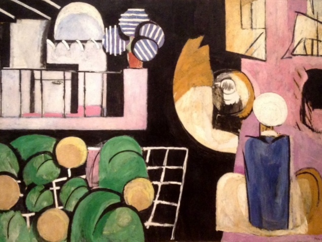 The Moroccans by Henri Matisse as seen at Moma in New York City