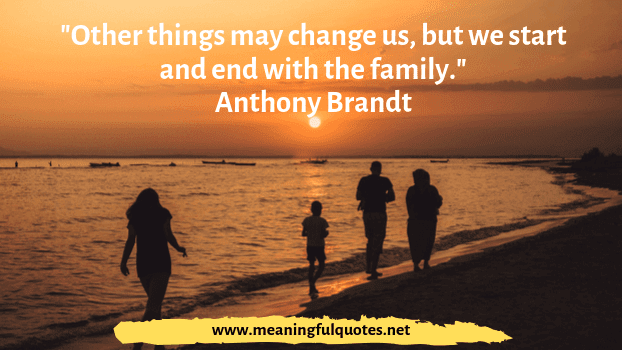 50+ Family Quotes & Sayings, Captions, Messages, Love ...