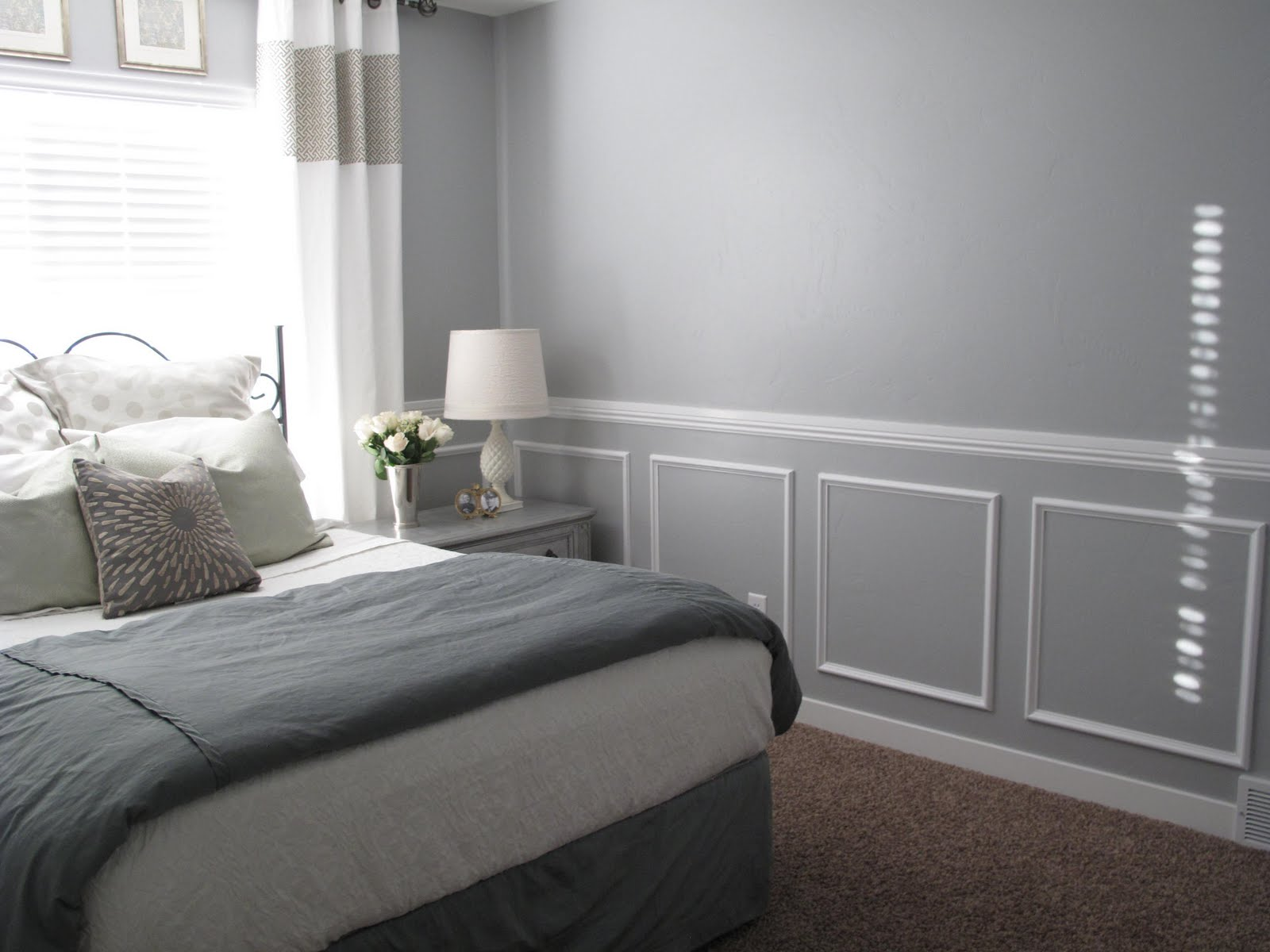 chair rail trim high safety strap wall and easy room remodel