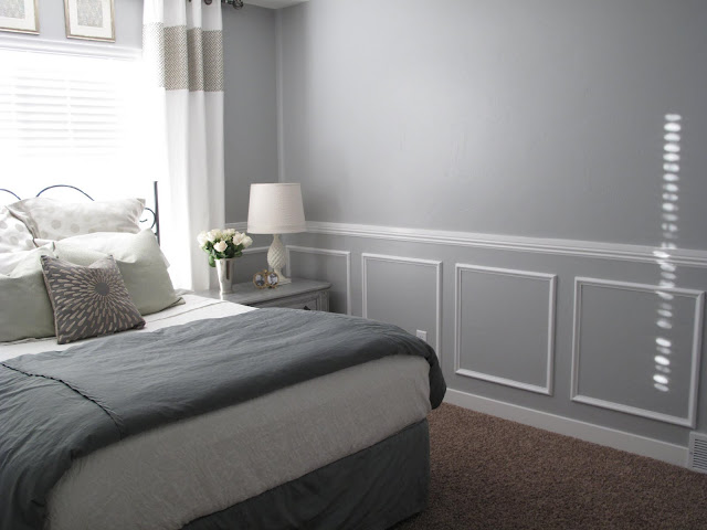 Wall Trim, Chair Rail, Easy Remodel, Remodel, Room Design