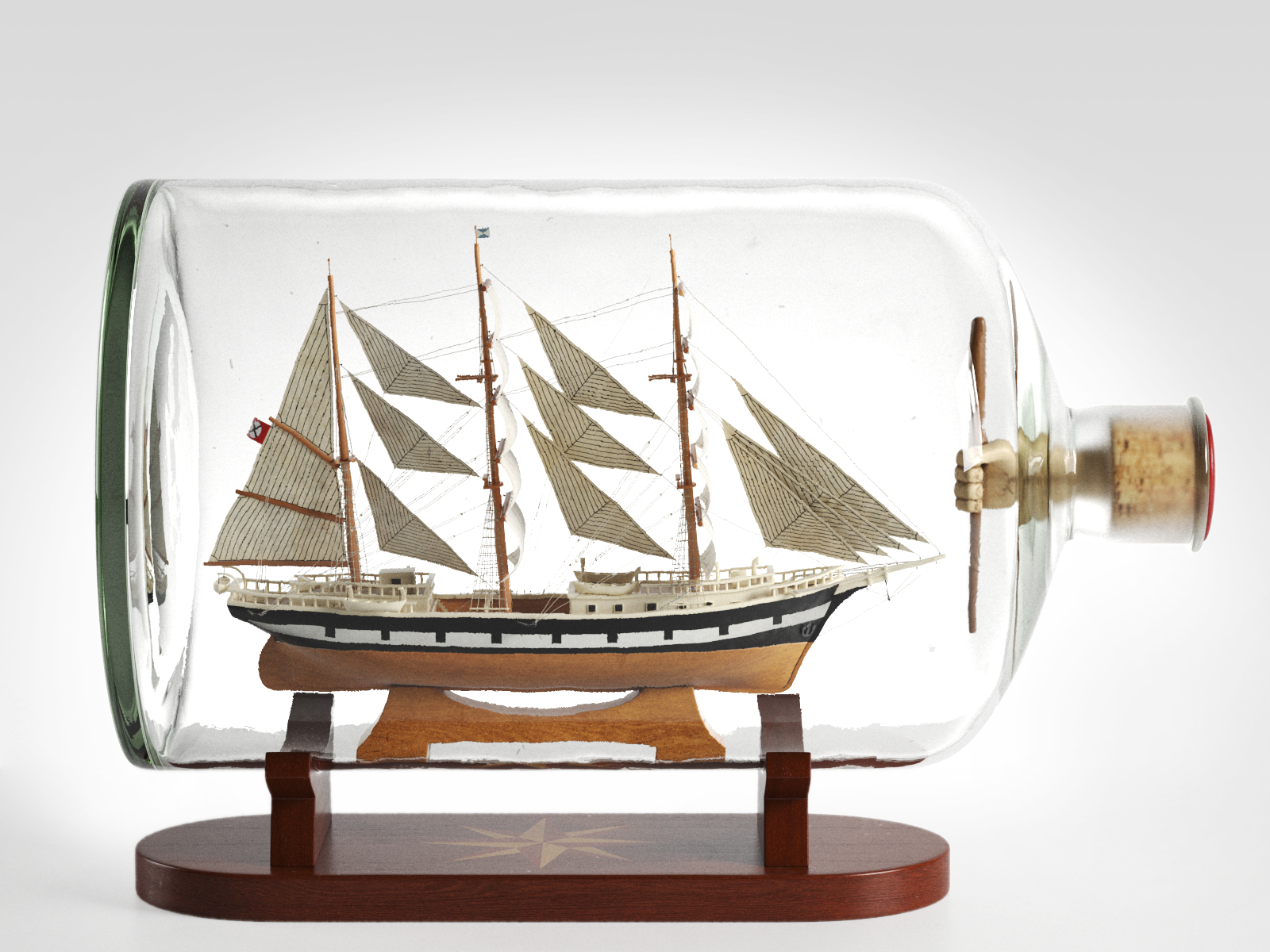 Every Day Is Special: October 4 - National Ship in a Bottle Day