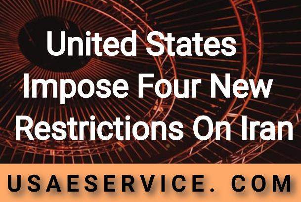 United States Restriction On Iran