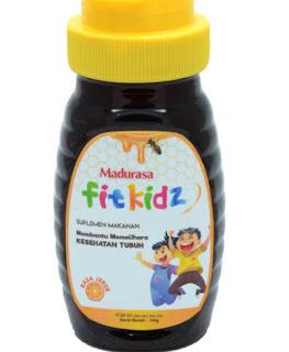 Madurasa Fitkidz, Multivitamin Hebat Dengan Kandungan Temulawak