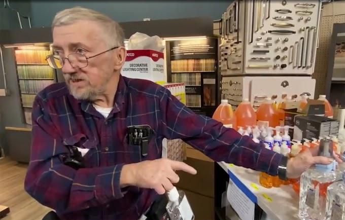 Multan en Nueva York 550 comerciantes  agiotistas que aprovechan coronavirus para subir precios