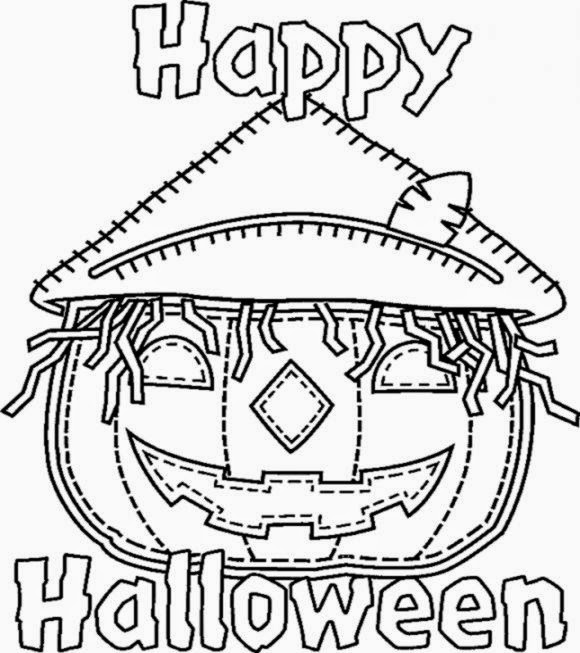 HALLOWEEN COLORING PAGES FOR KIDS  Coloringpages321