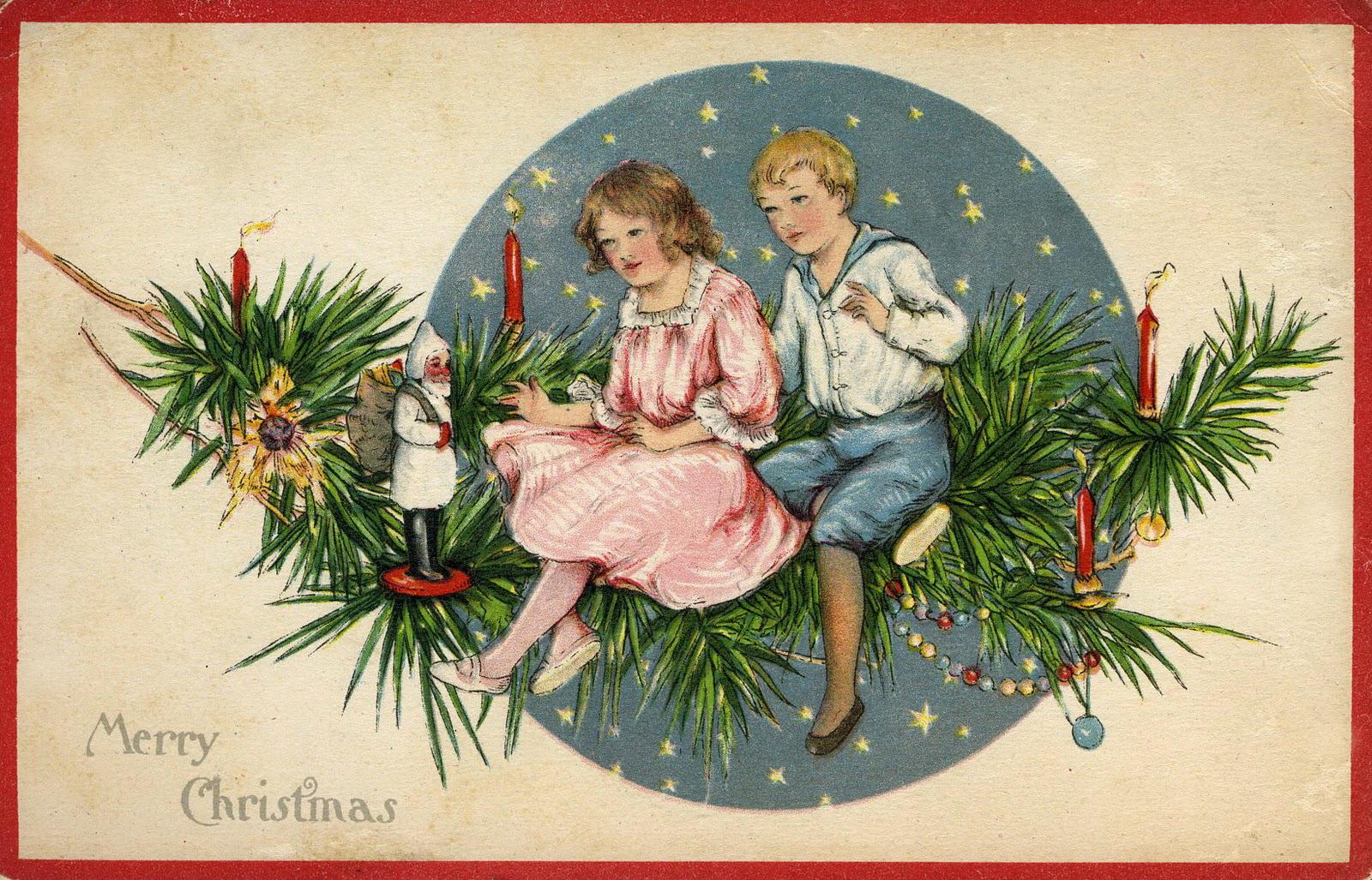 открытки в английском стиле с новым годом этому делу