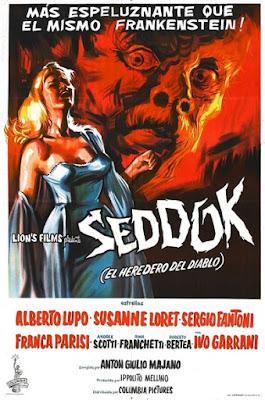 Seddok, el heredero del diablo