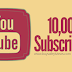 Buy 10000 YouTube Subscribers [Cheap & Guaranteed]