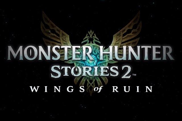 Monster Hunter Stories 2  Wings of Ruin ganha lançamento