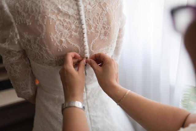 كيف تختارين  فستان زواج مناسب لجسمك