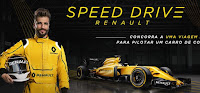 Promoção Speed Drive Renault