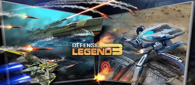 Defense Legend 3: Future War v2.5.18 [Mod] APK