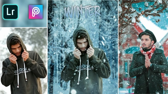 Winter Photo editing Png Free Download|presets Free Download for lightroom mobile