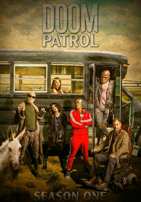 Doom Patrol (TV Series) S01 DVD R1 NTSC Sub 3DVD