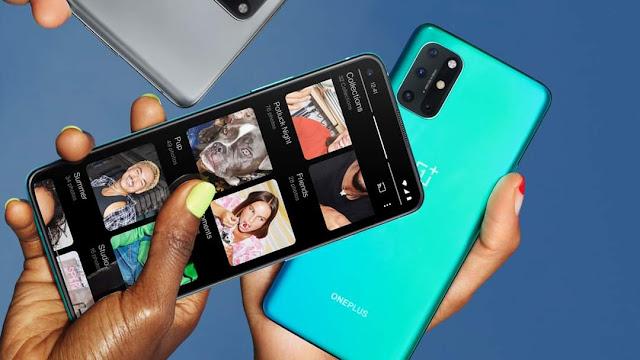هاتف OnePlus 8T ون بلس 8 تي
