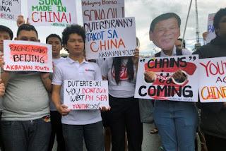 PHILIPPINES BÁN MÌNH CHO TRUNG QUỐC CÒN VIỆT NAM THÌ KHÔNG BAO GIỜ