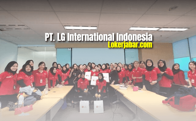 Lowongan Kerja PT LG International Indonesia