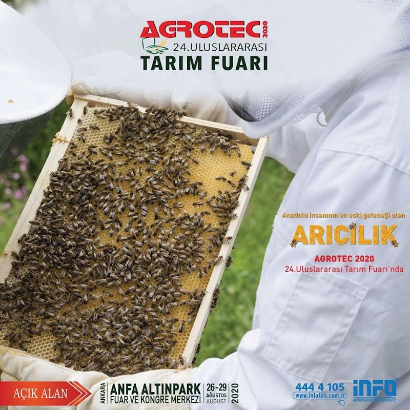 24.AGROTEC Tarım Fuarı 26-29 Ağustos 2020