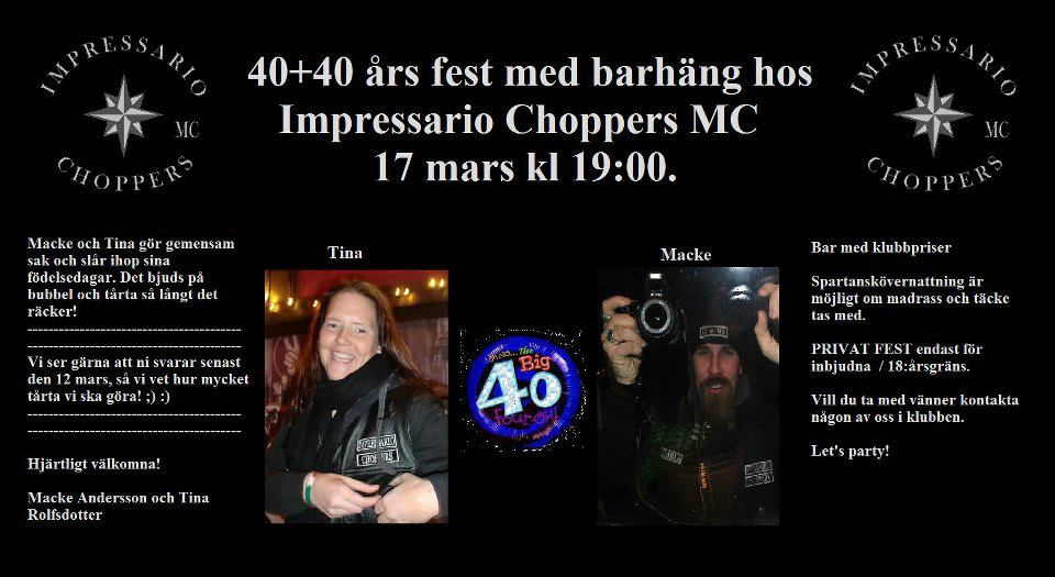 TIPS 40 ÅRS FEST