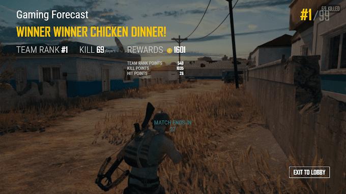 PUBG Chicken Dinner Generator Tool Free 2019