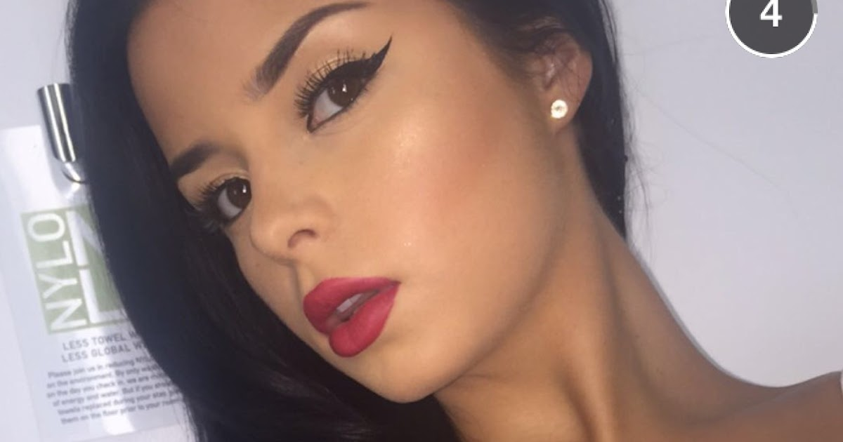 Demi Rose Fans: Crazy night in Providence
