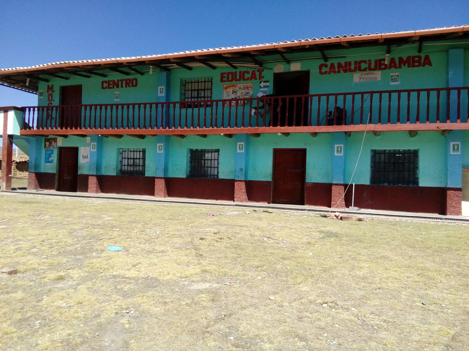 Escuela 82152 - Canucubamba