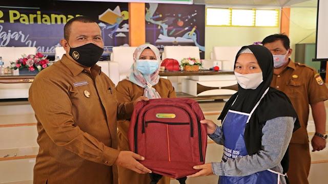 Pedagang Kuliner Talao Pauah Dibekali Pelatihan Khusus oleh Pemko Pariaman