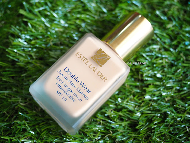 Estee Lauder Double Wear Foundations Review Lunarrive Sephora Singapore