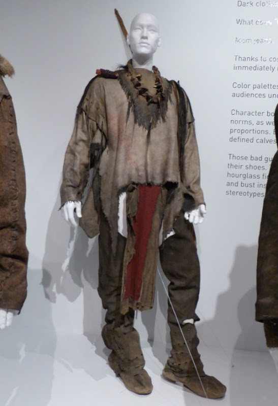 Duane Howard Elk Dog costume The Revenant