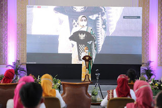 """Pemprov Lampung, Dekranasda dan Bank Indonesia Bersinergi Tingkatkan Produktivitas Perajin, Gelar Workshop Bertajuk """"UMKM Tetap Eksis di Saat Krisis"""""""