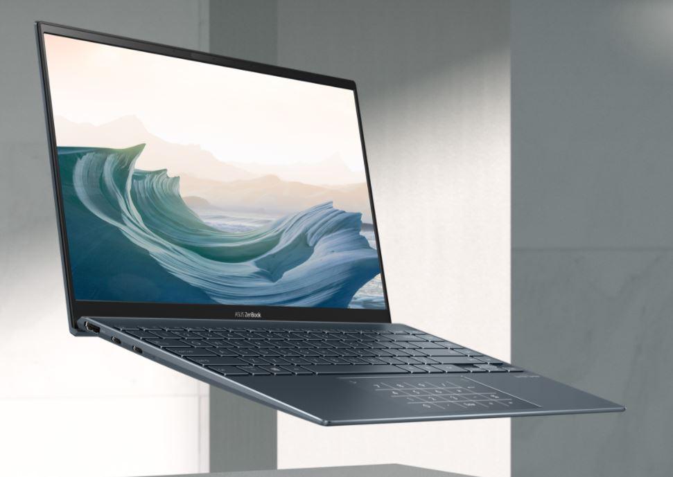 Asus Zenbook 14 UX425JA BM701T, Laptop Super Ringan dan Powerful bertenaga Core i7-1065G7
