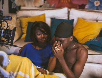 """Ybnl Superstar Fireboy DML Is Back Again With Another Explosive Joint Titled """"Girlfriend"""", This Is Yet Again Another Single From The Artist Who Seems To Be Doing Well This 2019."""