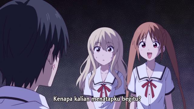 Aho Girl Episode 07 Subtitle Indonesia