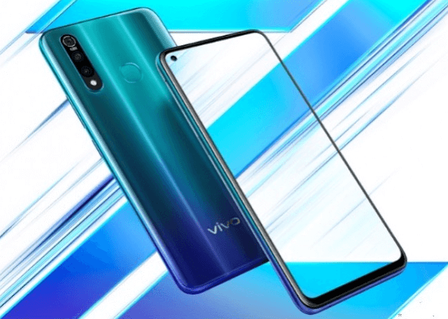 Vivo Z5x with punch-hole screen and 5,000mAh battery now official