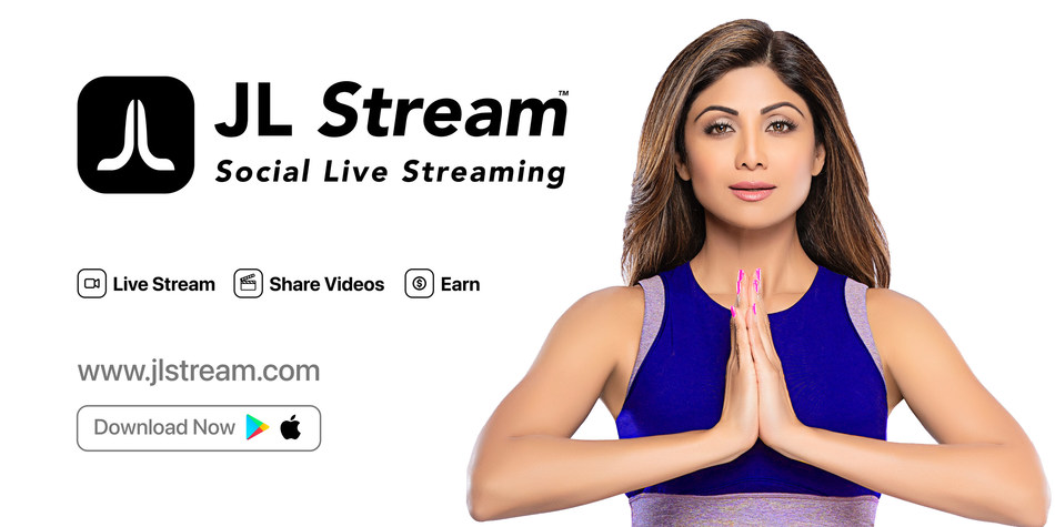 Shilpa Shetty launches social live streaming app
