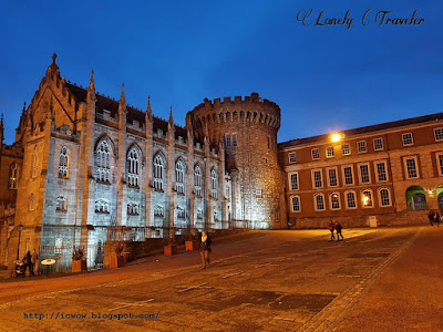 Dublin castle - Ireland