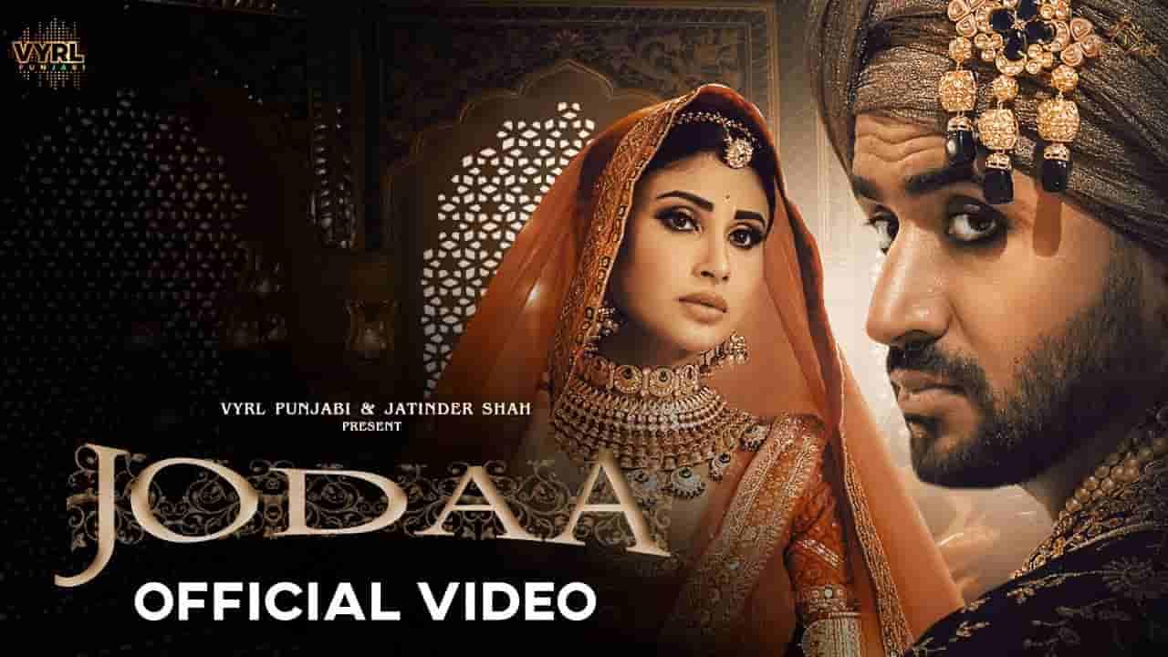 जोड़ा Jodaa lyrics in Hindi Afsana Khan Punjabi Song