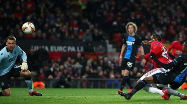 Europa League: Ighalo scores first United goal as they cruise through last 16